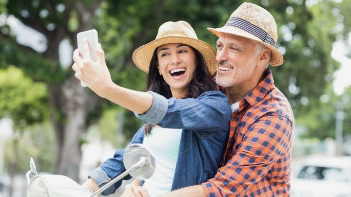 What if you are older but look much younger dating apps